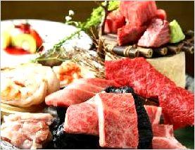 トラジの厚切り肉
