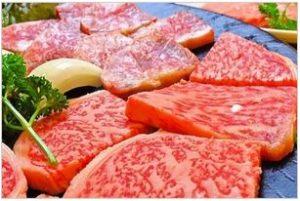 焼肉ヤマトの肉