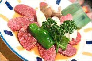 金竜山の肉