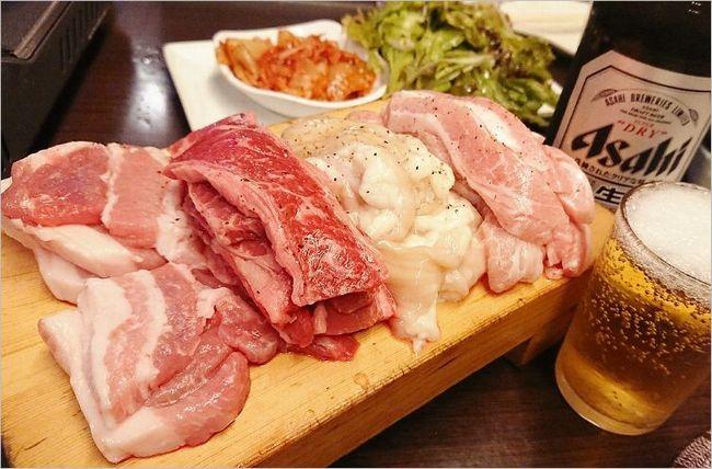 韓国料理 マニト